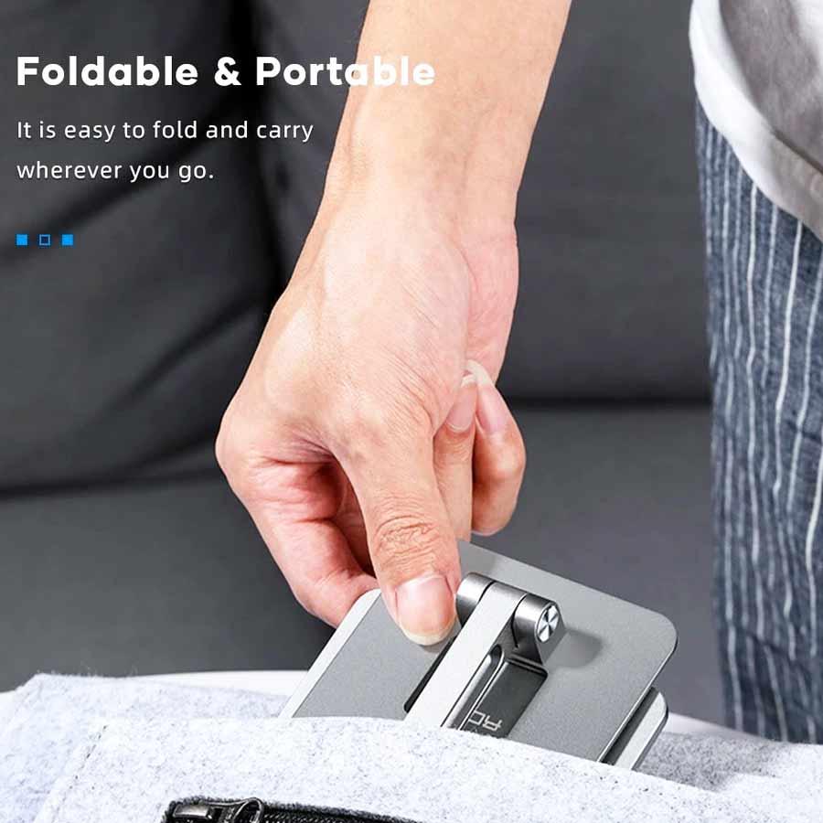 Rock Adjustable Desktop Phone And Tablet Stand (5)