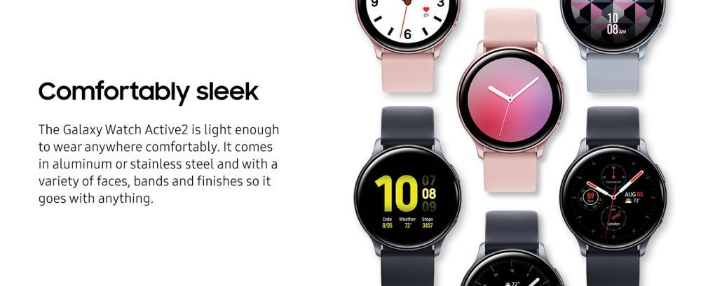 Samsung Galaxy Watch Active2 Aqua Black (2)