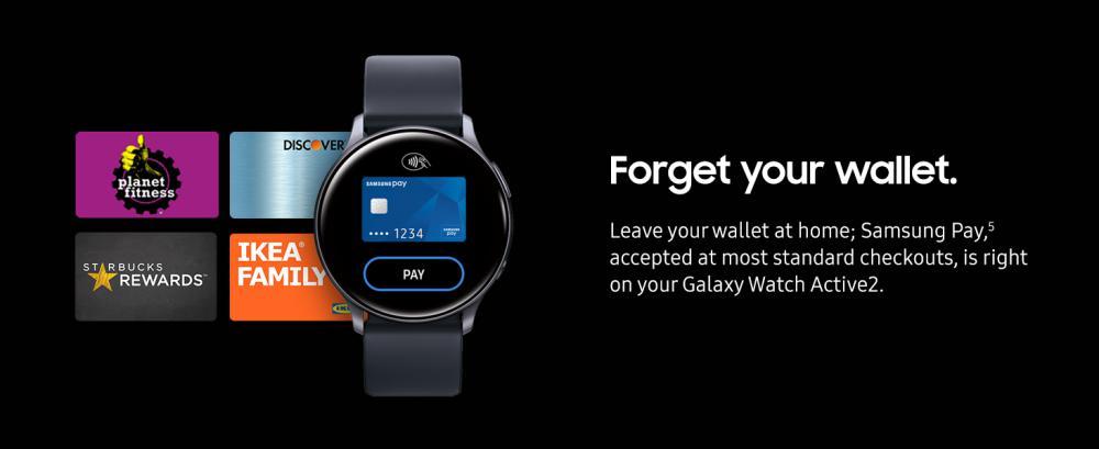 Samsung Galaxy Watch Active2 Aqua Black (4)