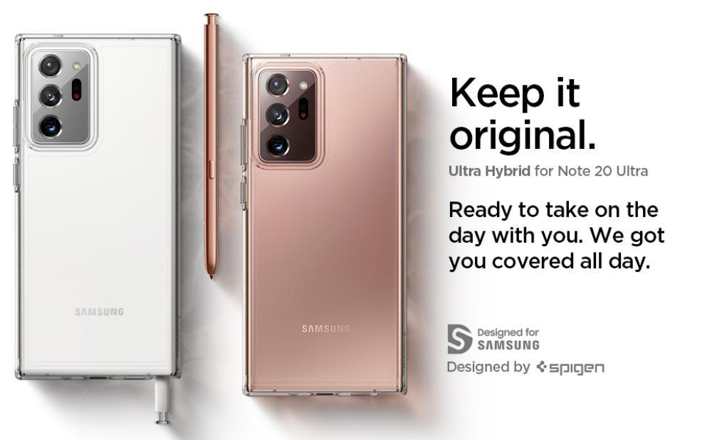 Spigen Ultra Hybrid Case For Samsung Note 20 Ultra (4)