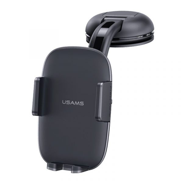 Usams Us Zj063 Car Center Console Retractable Phone Holder (1)
