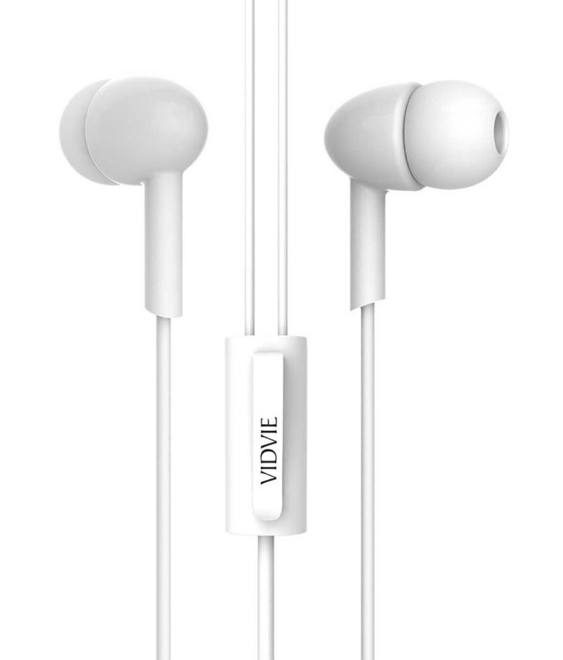 Vidvie Hs615 Wired Earphones Headset With Mic 120cm (1)
