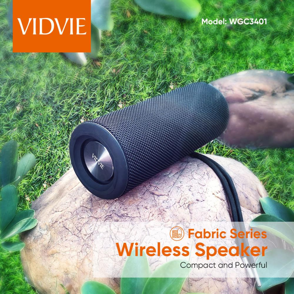 Vidvie Wireless Speaker 18w Wgc3401 Ipx 6 Tws Connect (4)