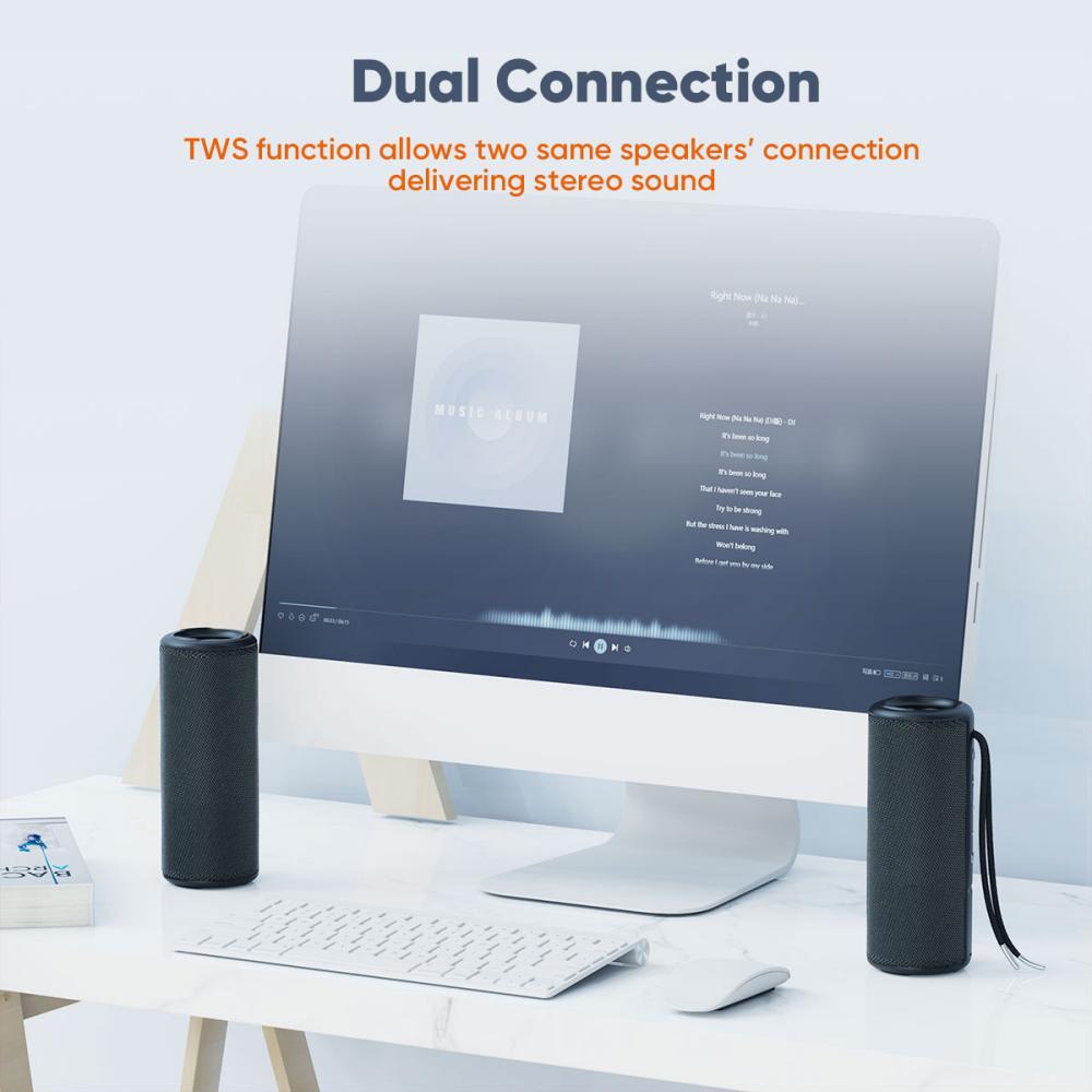 Vidvie Wireless Speaker 18w Wgc3401 Ipx 6 Tws Connect (5)