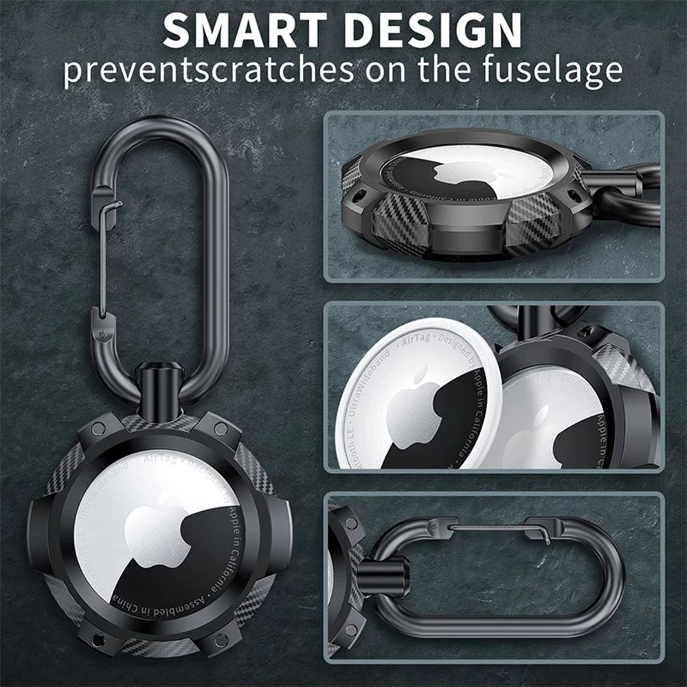 Wiwu Armor Case Airtag Key Chain (6)