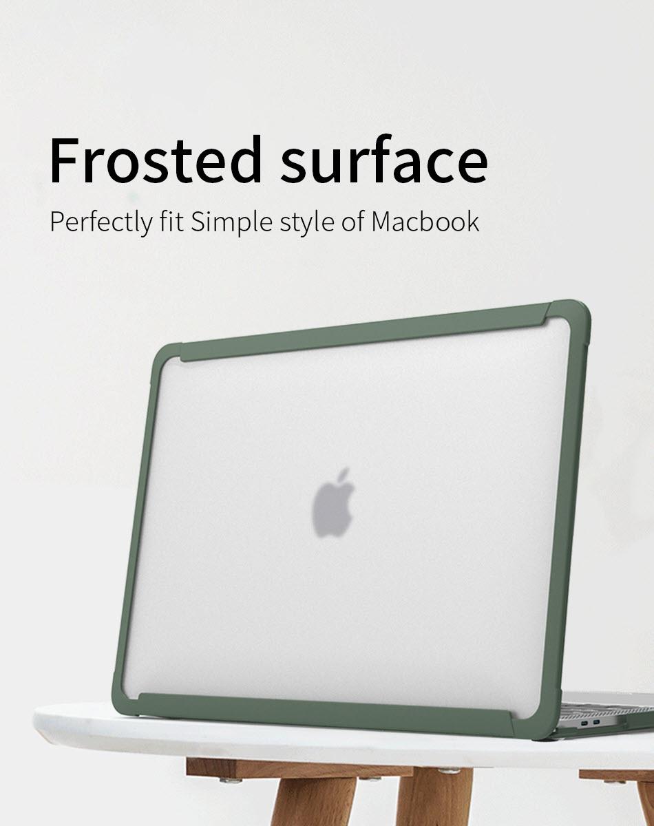 Wiwu Ishield Tpu Frame Pc Protect Case For Macbook (2)