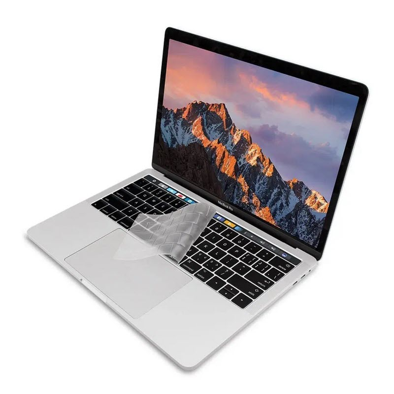 Wiwu Tpu Keyboard Protector Film For Macbook 16 Inch Touch Bar