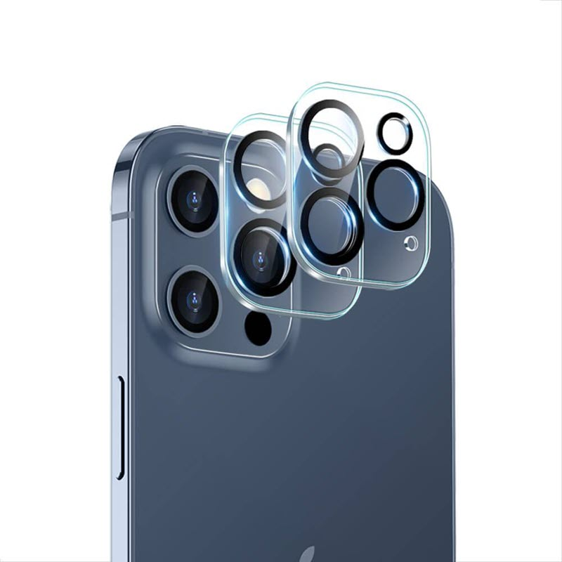 Anank 9h Tempered Glass Camera Lens Protector For Iphone 12 Series
