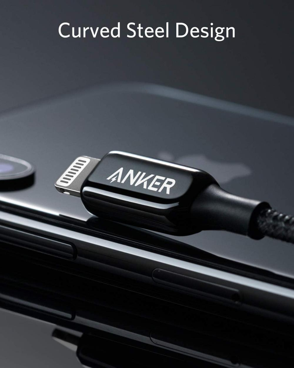 Anker Powerline Iii Usb C To Lightning Cable 6f ( (5)