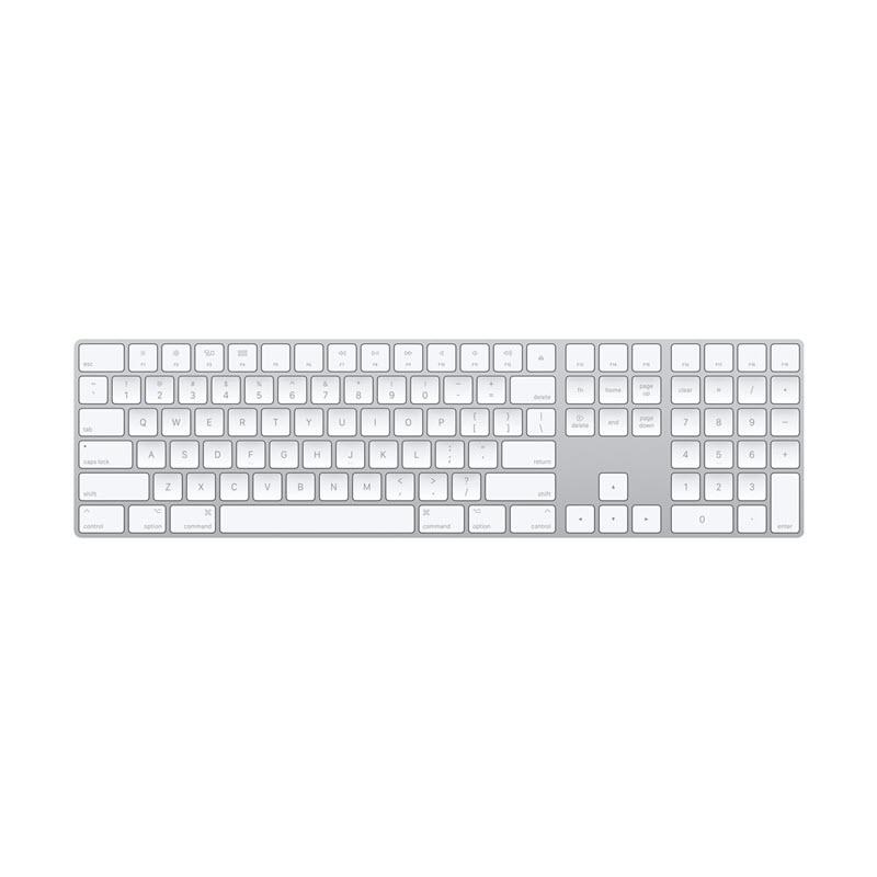 Apple Magic Keyboard With Numeric Keypad (3)