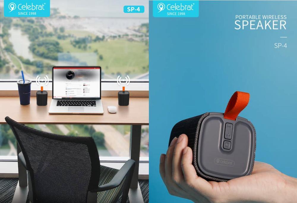 Celebrat Sp 4 Bluetooth Speaker (1)