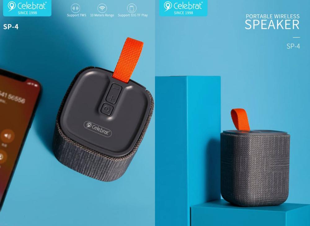 Celebrat Sp 4 Bluetooth Speaker (2)
