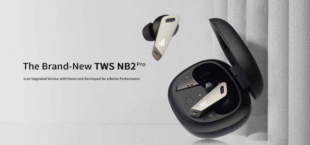 Edifier Tws Nb2 Pro True Wireless Earbuds With Ambient Mode (2)