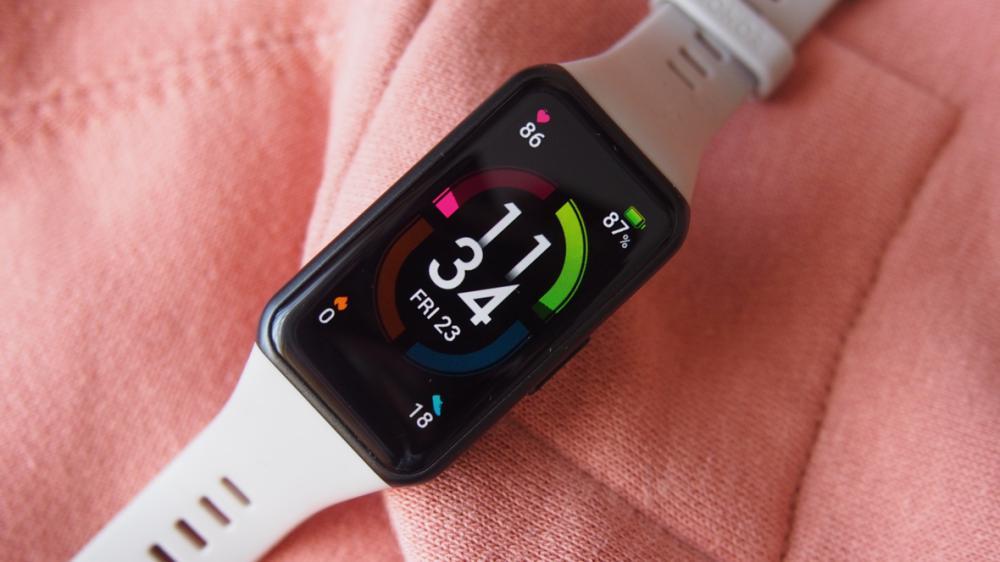 Huawei Honor Band 6 Smart Wristband Seagull Gray (2)