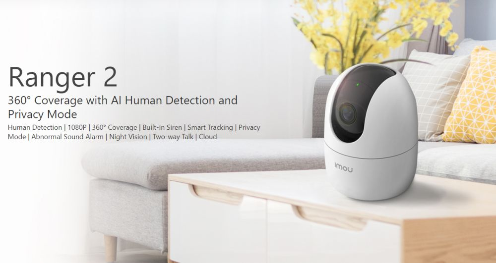 Imou Ranger 2 1080p Smart Security Camera (1) 1