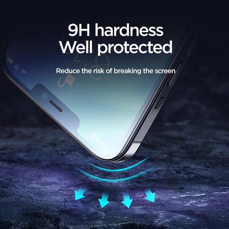 Joyroom Hd Tempered Glass Screen Protector For Iphone 12 12 Mini 12 Pro 12 Pro Max (2)