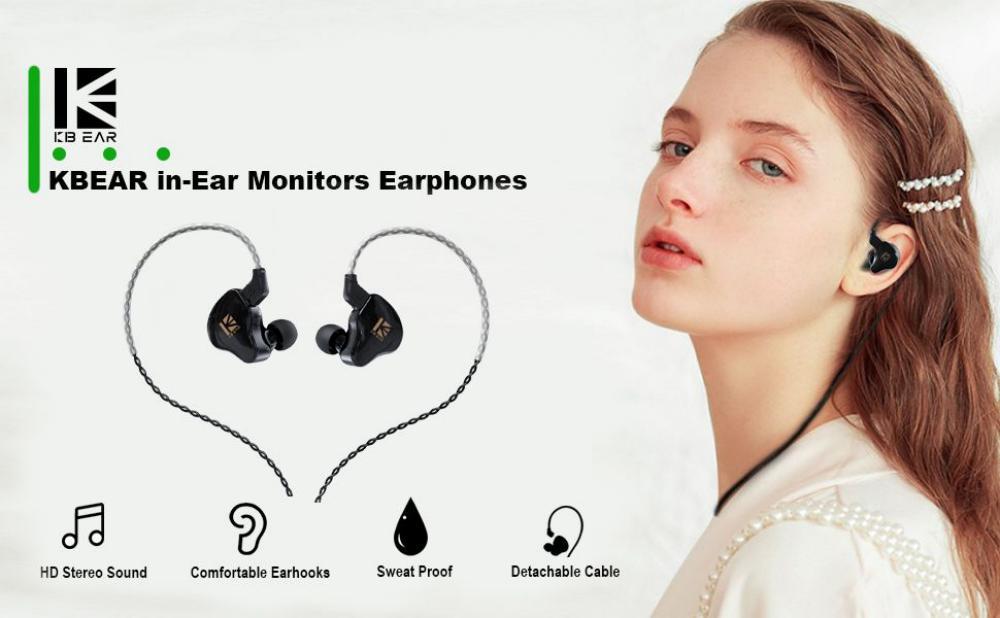Kbear Ks1 Crystal Sound Stereo Earphones (5)