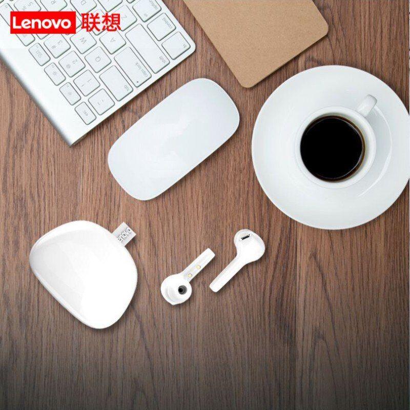 Lenovo Ht06 Tws Bluetooth 5 0 Waterproof Dual Mic Wireless Earbuds (1)
