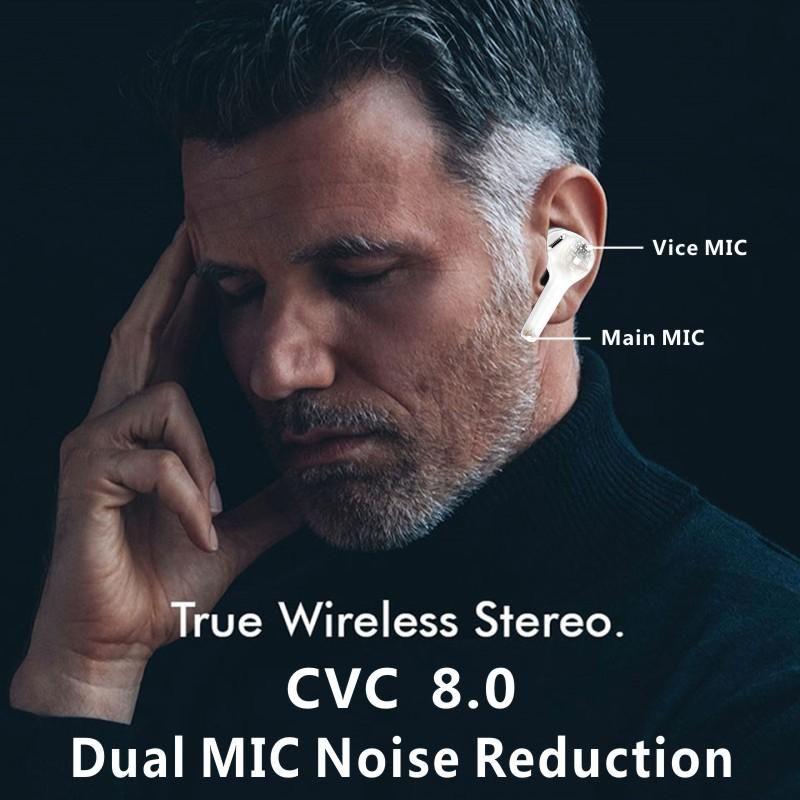 Lenovo Ht06 Tws Bluetooth 5 0 Waterproof Dual Mic Wireless Earbuds (2)