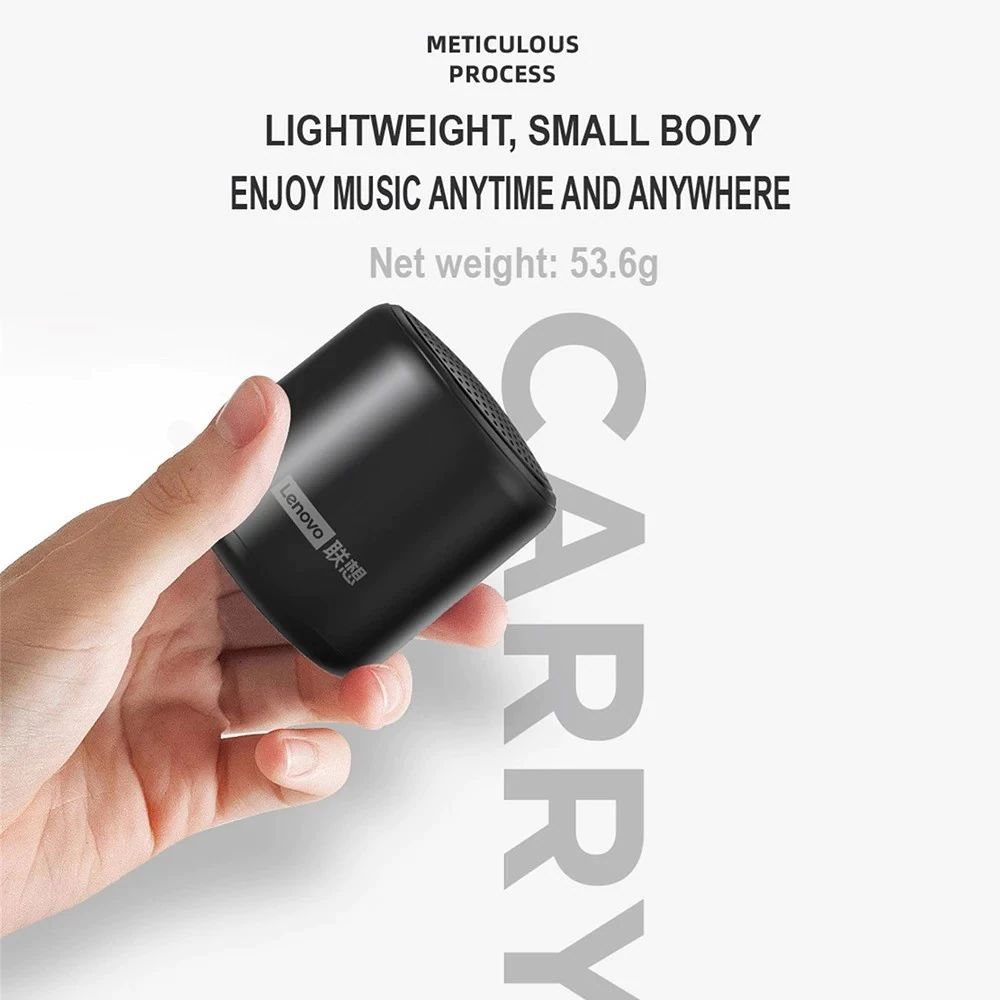 Lenovo L01 Portable Bluetooth Speaker (2)