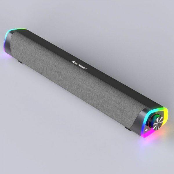 Lenovo Lecoo Ds101 Soundbar Desktop Speaker Dynamic Sound 6w (1)