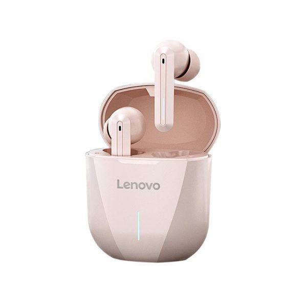 Lenovo Xg01 Tws Gaming Wireless Bluetooth Earbuds Pink