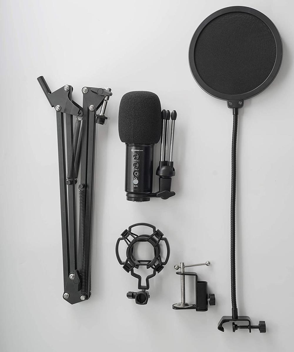 Moza Mirfak Tu1 Professional Kit Usb Condenser Microphone (5)