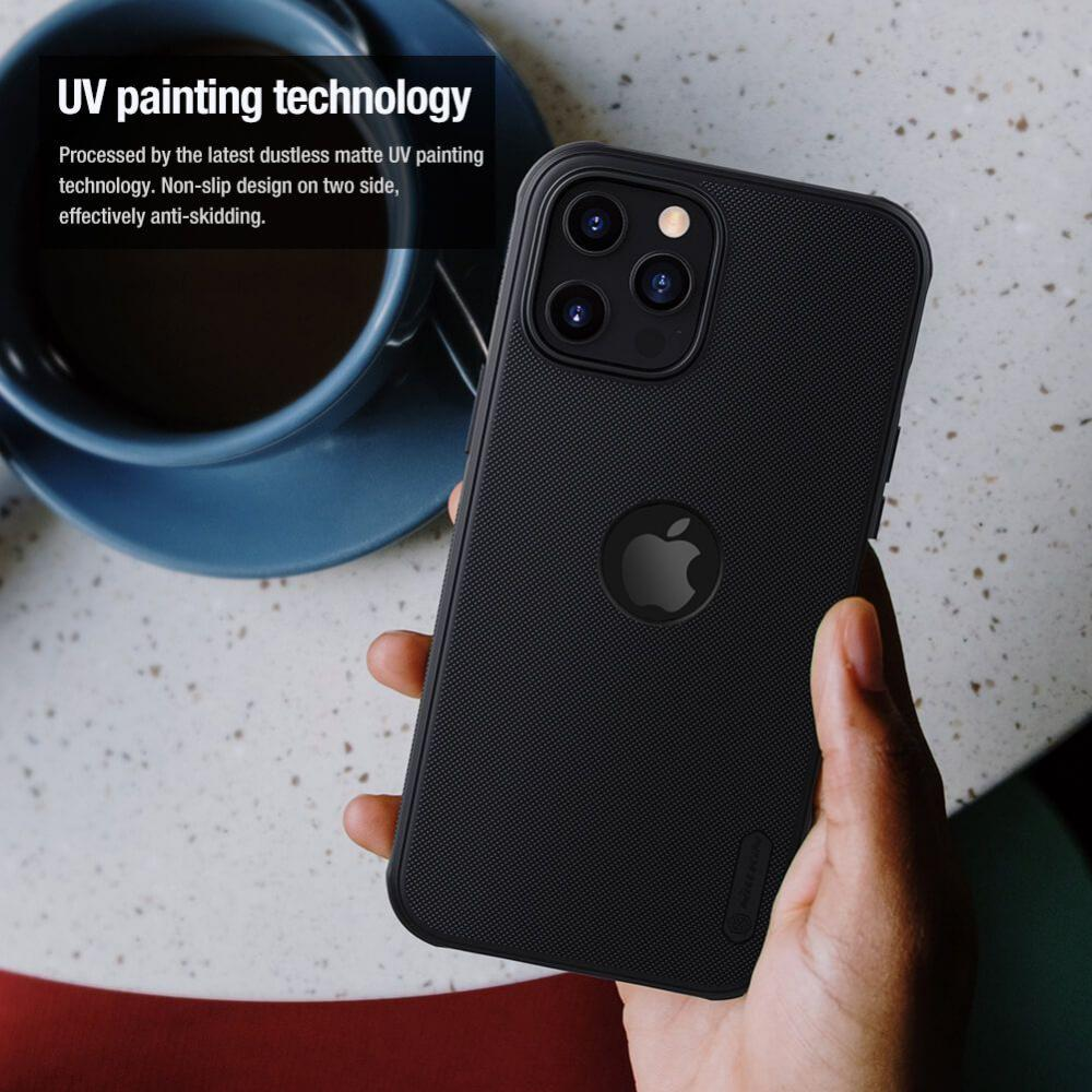 Nillkin Super Frosted Shield Pro Magnetic Case For Iphone 12 Iphone 12 Pro 12 Pro Max (6)