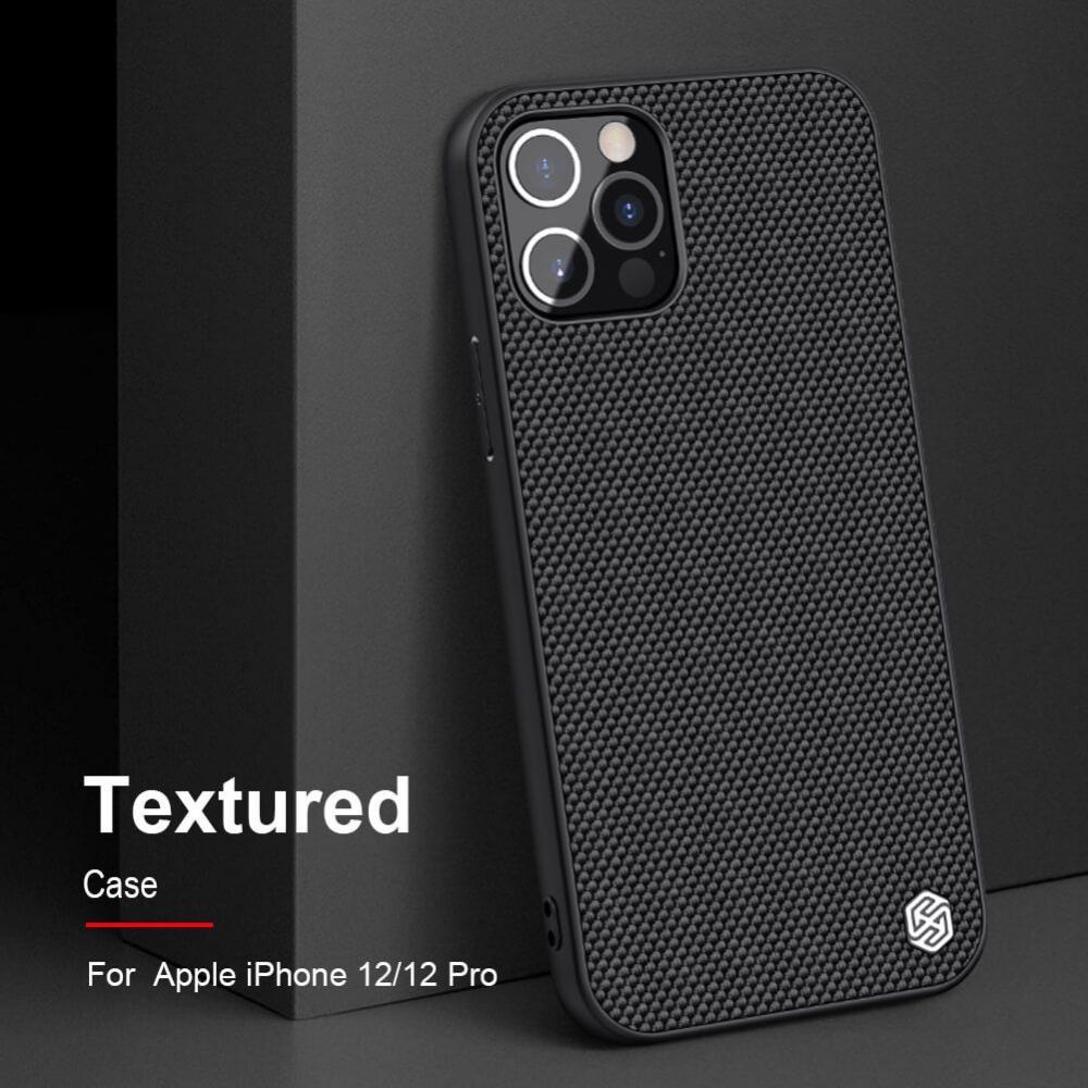 Nillkin Textured Nylon Fiber Case For Iphone 12 12 Pro 12 Pro Max (2)
