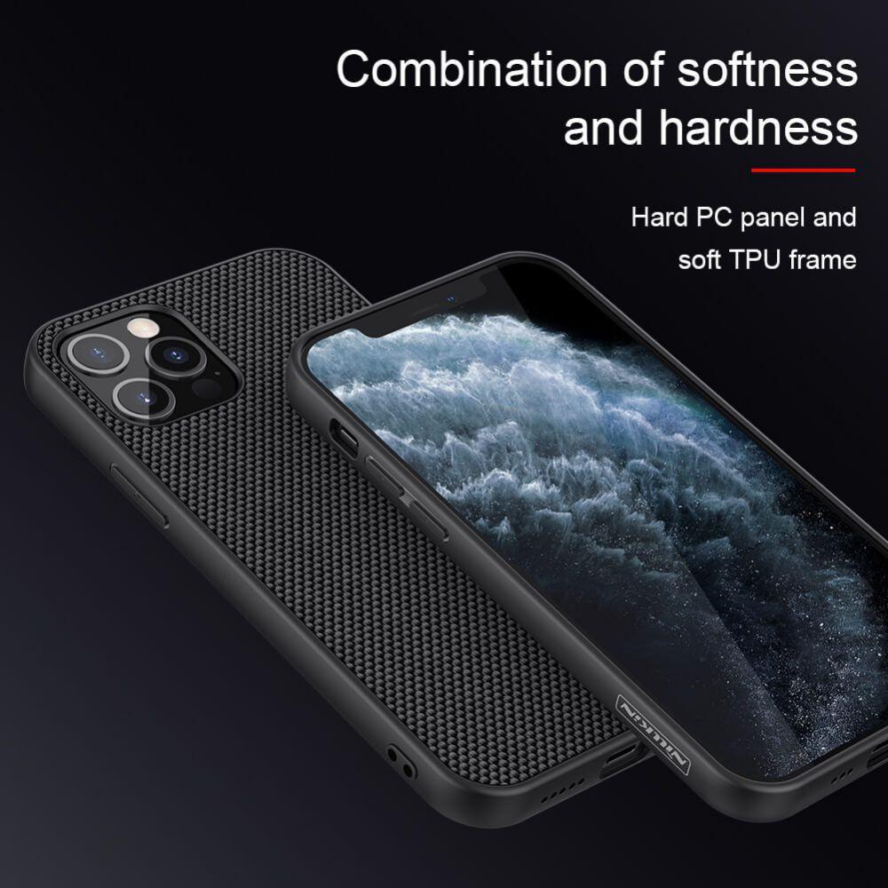 Nillkin Textured Nylon Fiber Case For Iphone 12 12 Pro 12 Pro Max (3)