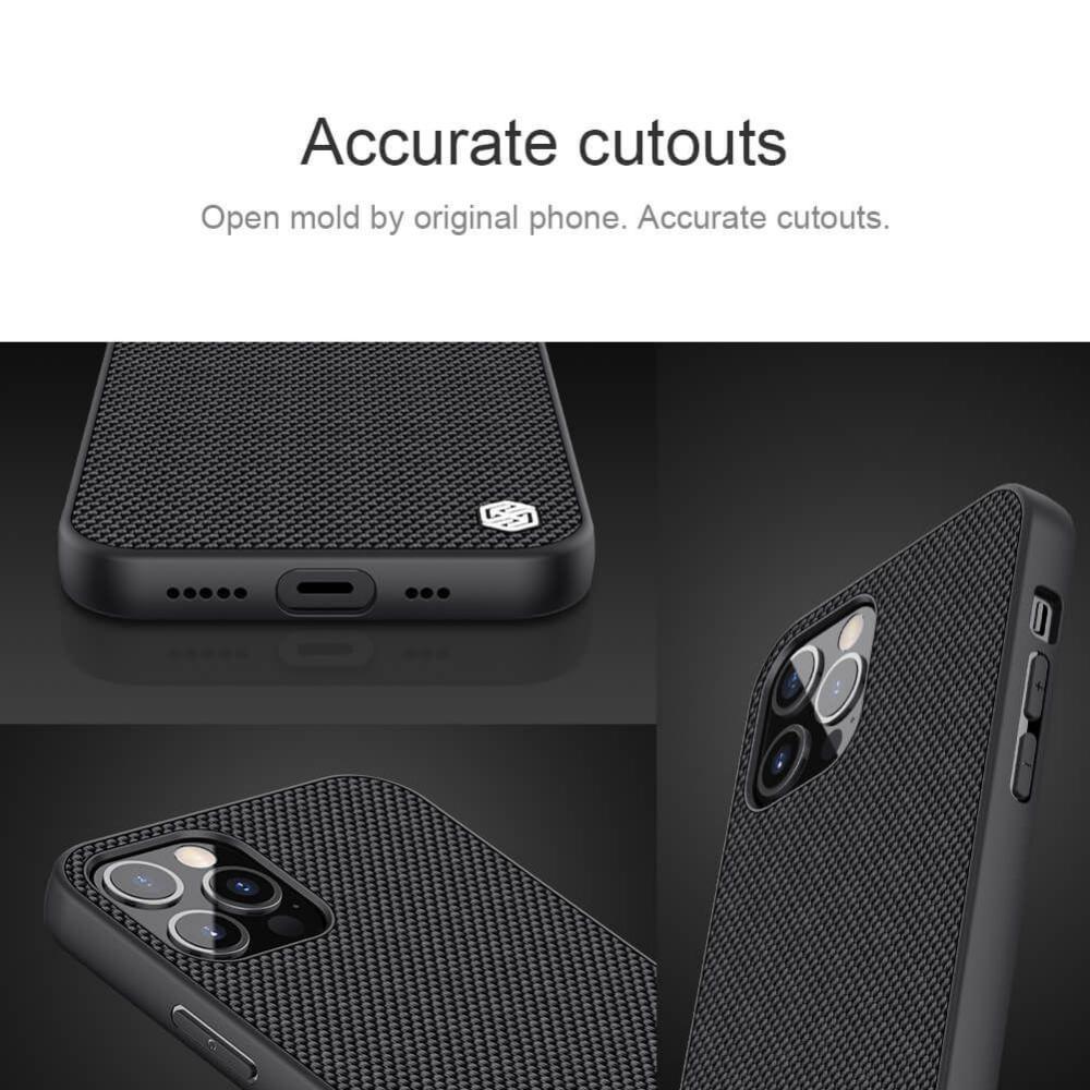 Nillkin Textured Nylon Fiber Case For Iphone 12 12 Pro 12 Pro Max (5)