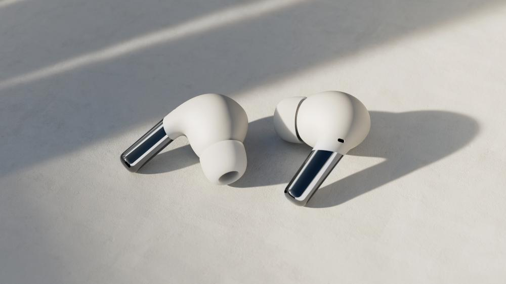 Oneplus Buds Pro True Wireless Earbuds Glossy White (2)