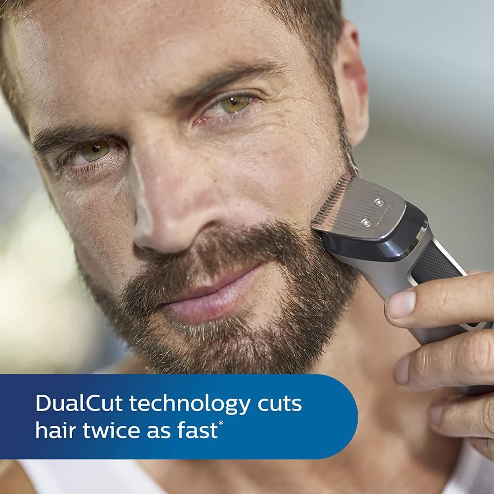 Philips Series 7000 12 In 1 Ultimate Grooming Kit For For Beard Hair Body (5)
