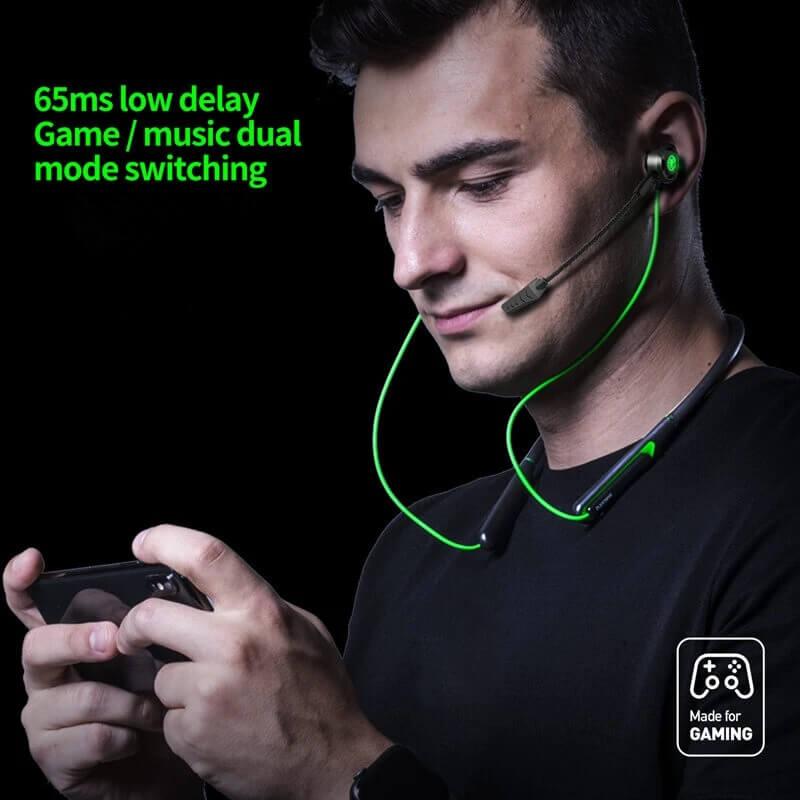 Plextone G3 Gaming Wireless Neckband Earphone (2)