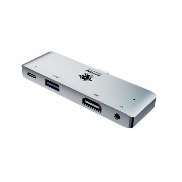 Plextone Gs1 Mark Iii 4 In 1 Usb C Multifunction Adapter Hub (1)