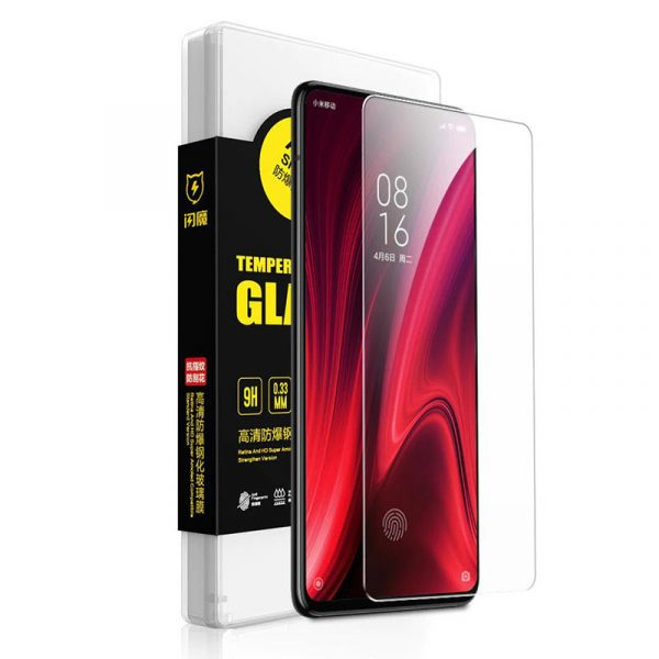 Smartdevil Amazing Hd Transparent Tempered Glass 2pcs In A Pack