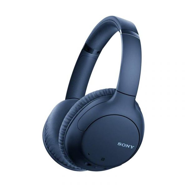 Sony Wh Ch710n Wireless Noise Cancelling Headphone Blue (1)