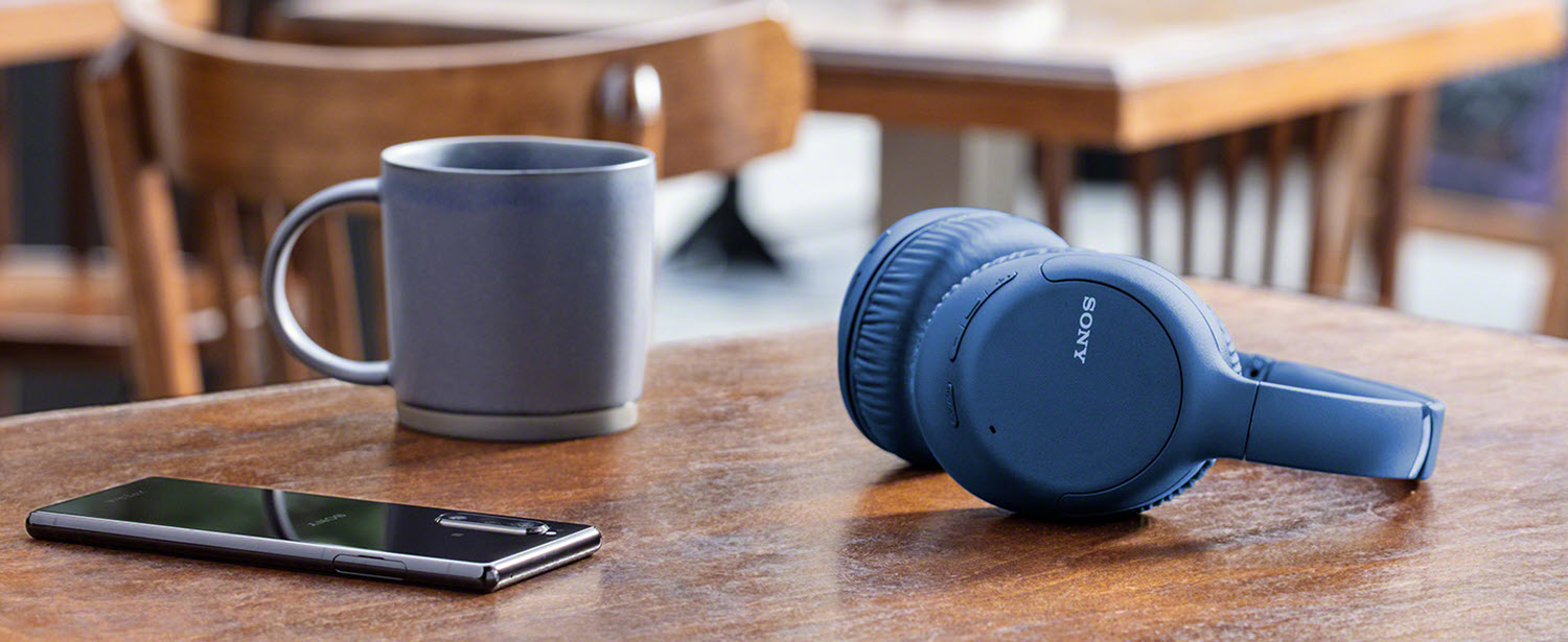 Sony Wh Ch710n Wireless Noise Cancelling Headphone Blue (3)