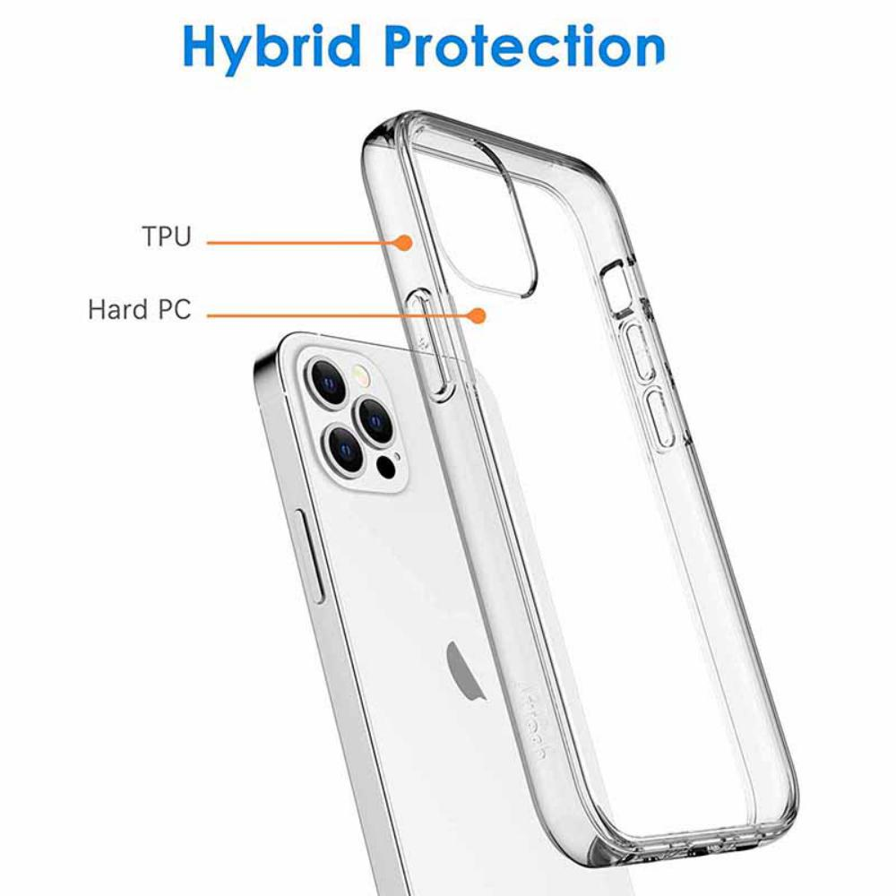 Tgvis Len Series Hard Clear Case For Iphone 12 Iphone 12 Pro 12 Pro Max (3)