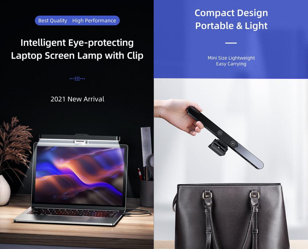 Usams Us Zb236 Mini Laptop Screen Bar Light Lamp (2)