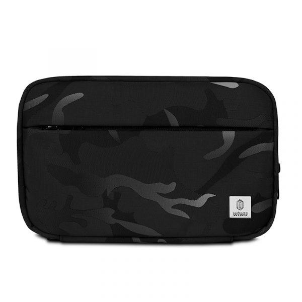 Wiwu Camou Travel Pouch Fabric Storage Bag (1)
