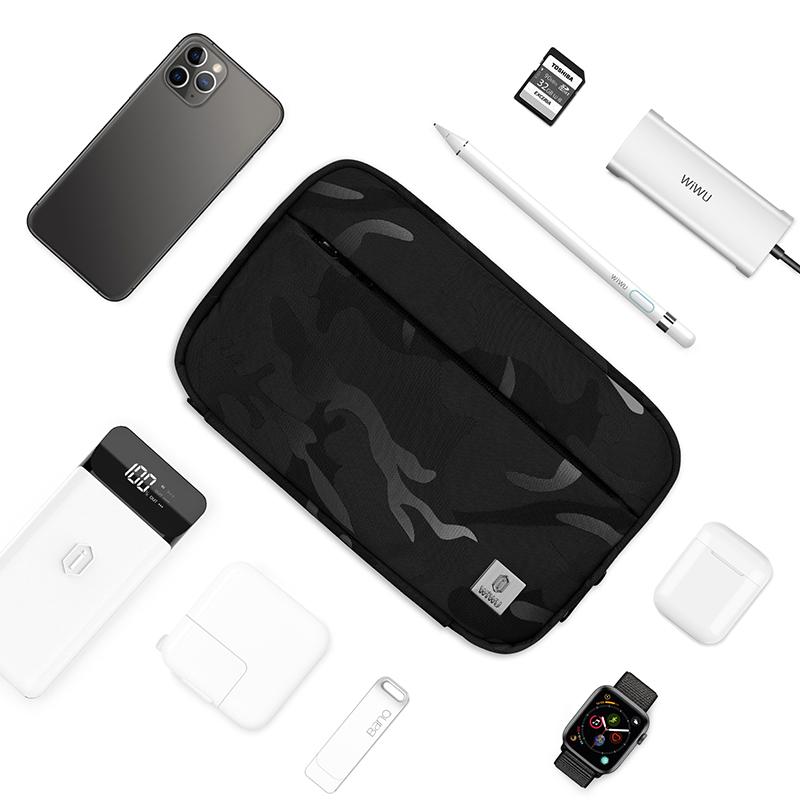 Wiwu Camou Travel Pouch Fabric Storage Bag (2)