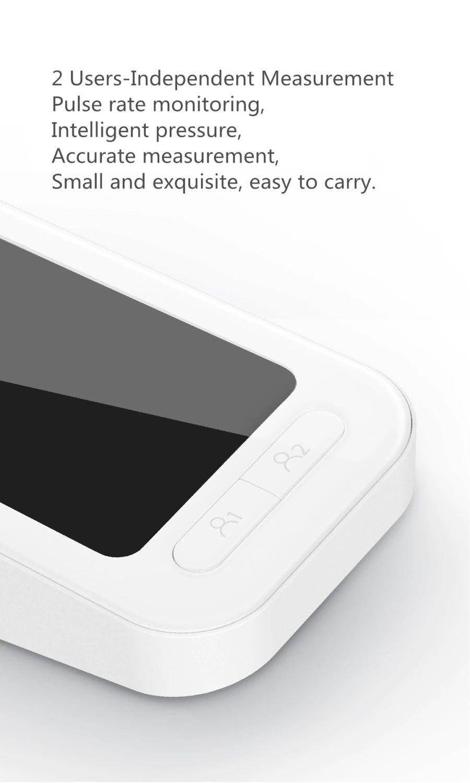 Xiaomi Andon Smart Blood Pressure Monitor (1)