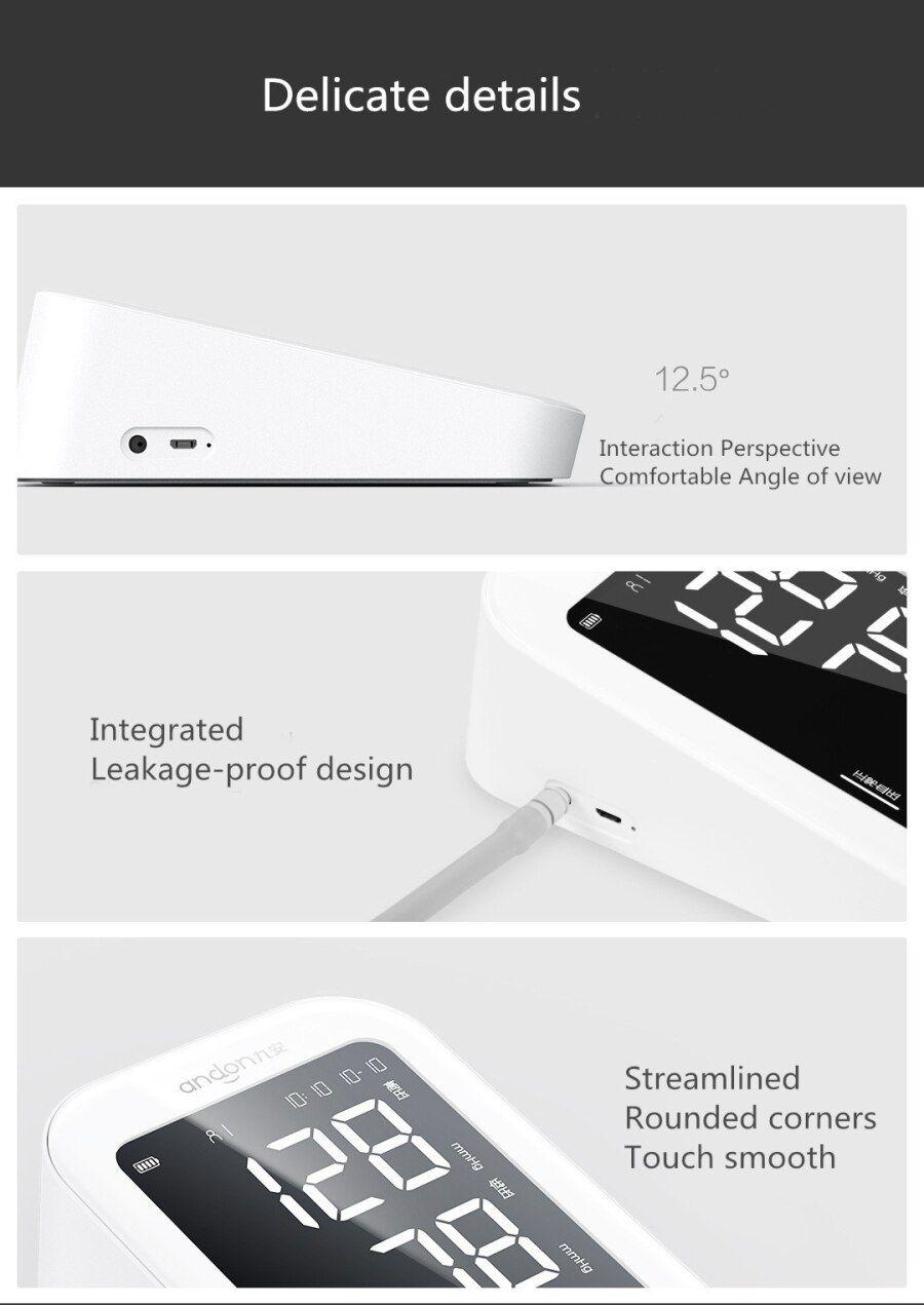 Xiaomi Andon Smart Blood Pressure Monitor (2)