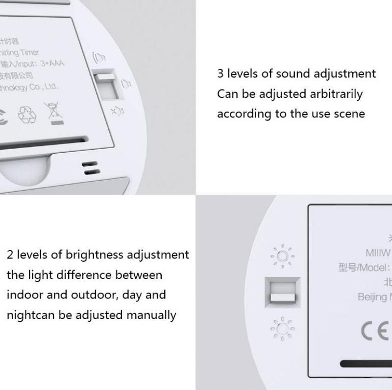 Xiaomi Miiiw Rotary Mute Timer Led Hd Digital Display (2)