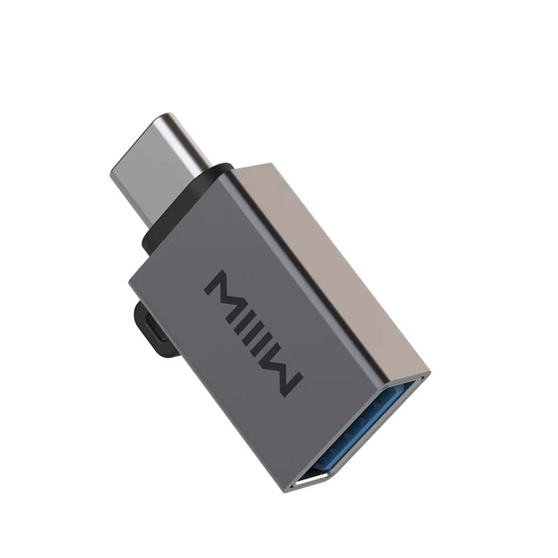 Xiaomi Miiiw Type C Otg Adapter (1)
