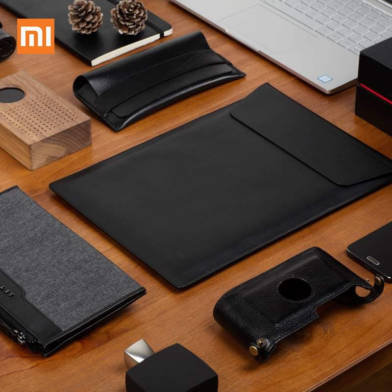 Xiaomi Pu Leather Laptop Sleeve Bag For Macbook 13 3 Inch (2)