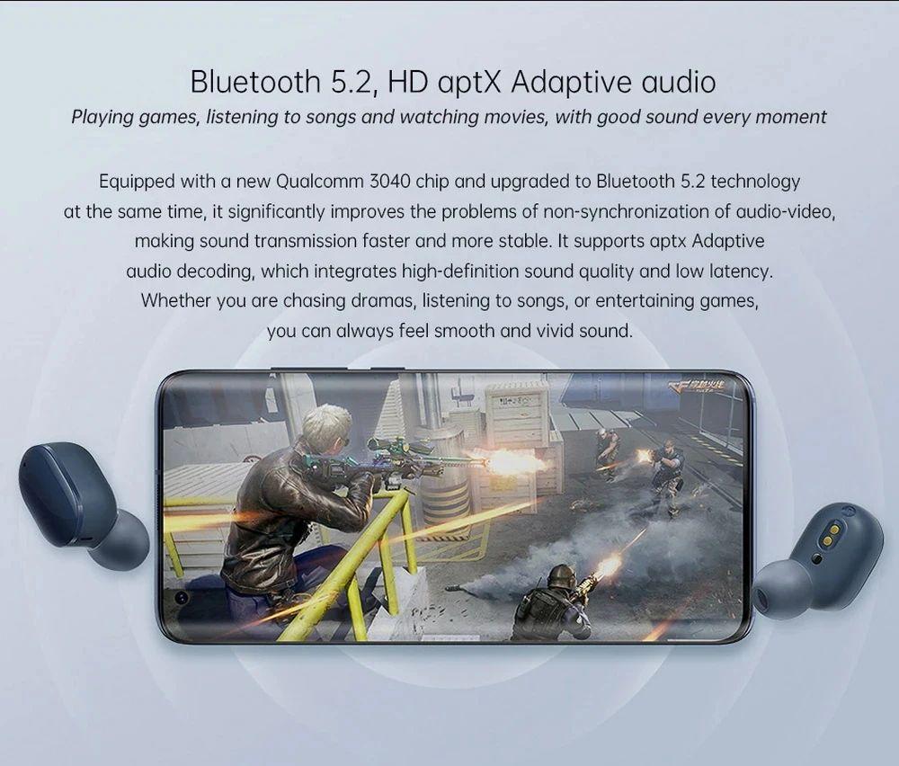 Xiaomi Redmi Airdots 3 Tws Earbuds (2)