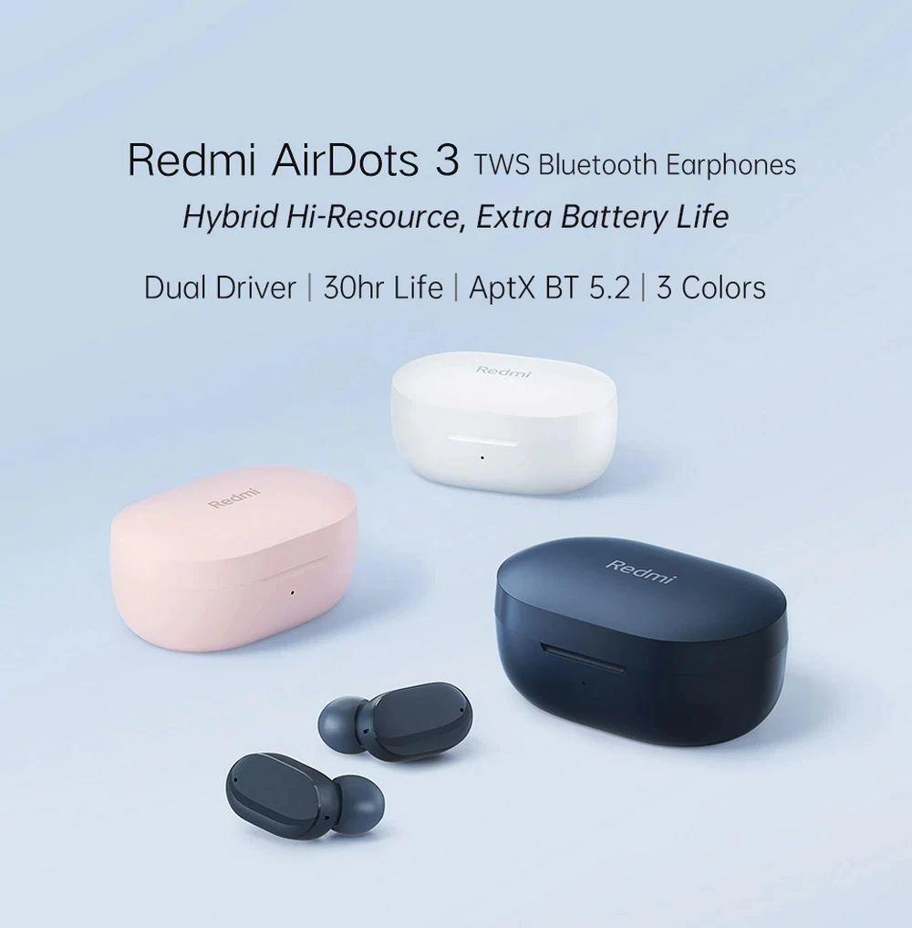 Xiaomi Redmi Airdots 3 Tws Earbuds (4)