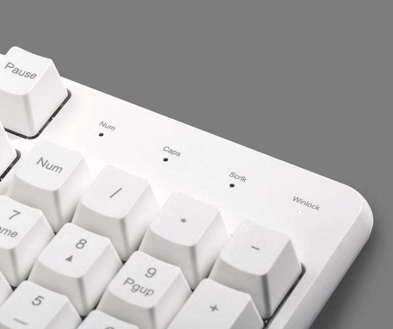Xiaomi Ymi 104 Keys Cherry Shaft Mechanical Work Gaming Keyboard (1)